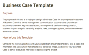 Example business case template gallery business cards ideas business case examples template image collections business cards ideas example business case template choice image business fbccfo Images