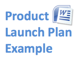 Launching a new product marketing